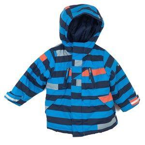 Columbia Toddler 2T Omni-Shield Waterproof Jacket